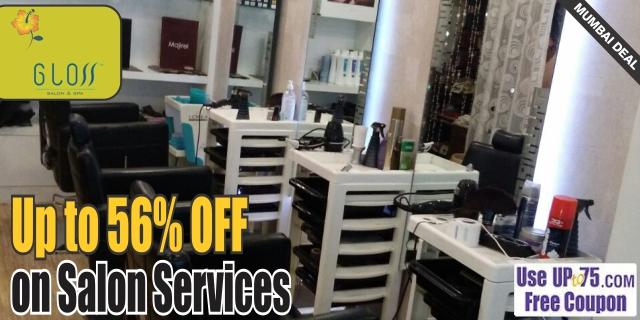 Gloss Salon and Spa offers India