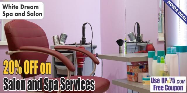White Dream Spa and Salon offers India