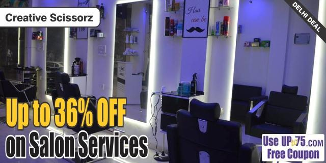 Creative Scissorz offers India