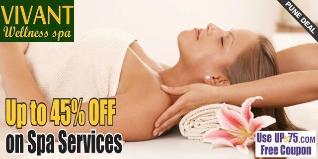 Vivant Wellness Spa offers India