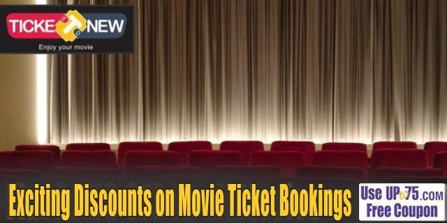TicketNew offers India