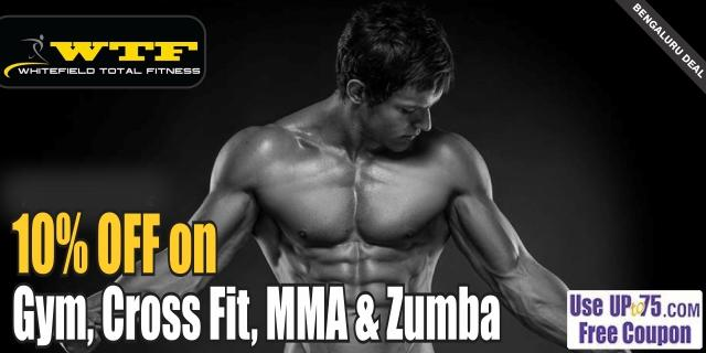 Whitefield Total Fitness offers India