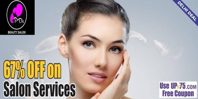 PDs Beauty Salon offers India
