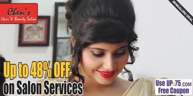 Chens Hair and Beauty Salon offers India