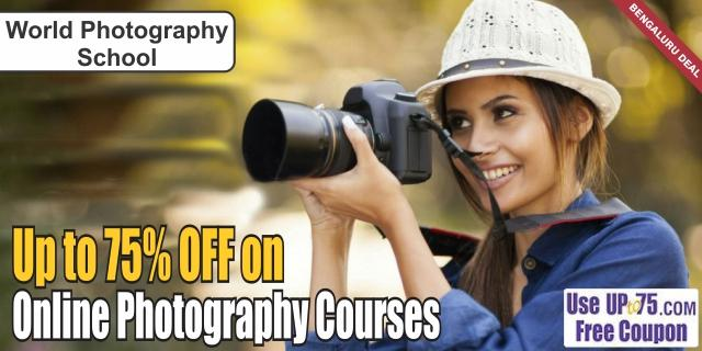 World Photography School offers India