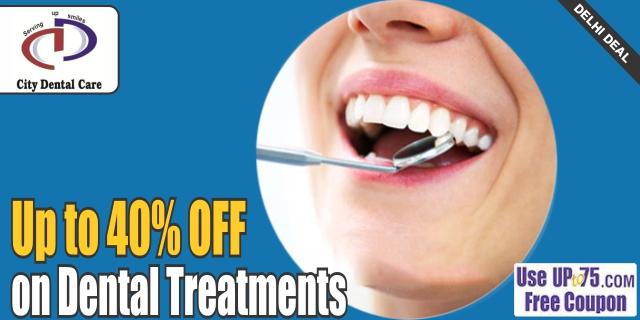 City Dental Care offers India
