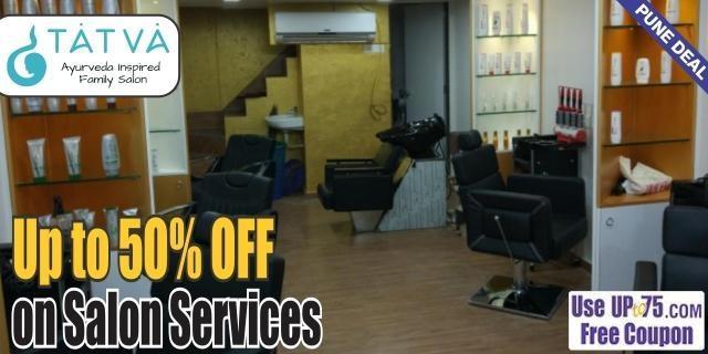 Tatva Ayurveda Inspired Family Salon offers India