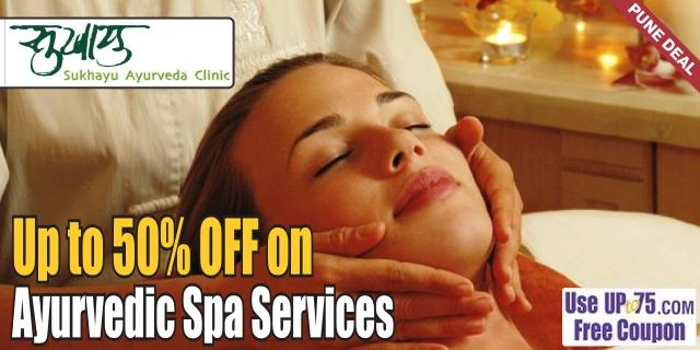 Sukhayu Ayurveda Clinic offers India