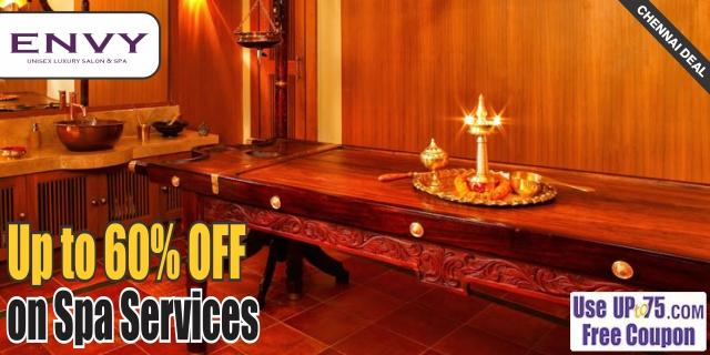 Envy Unisex Salon and Spa offers India