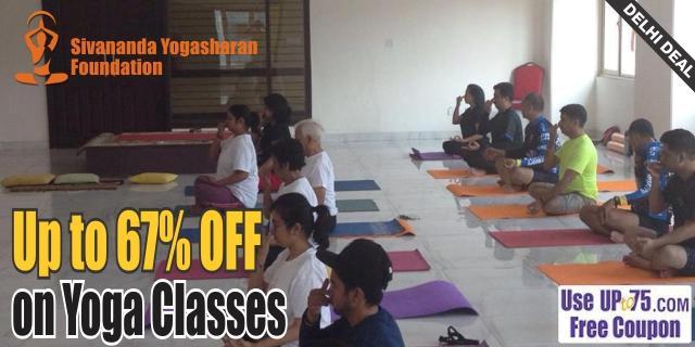 Sivananda Yogasharan Foundation offers India
