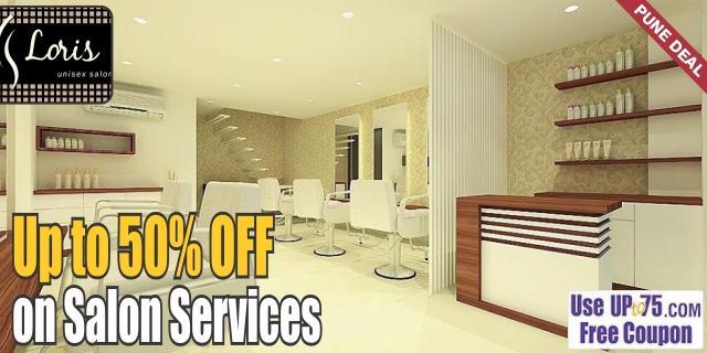 Loris Unisex Salon offers India
