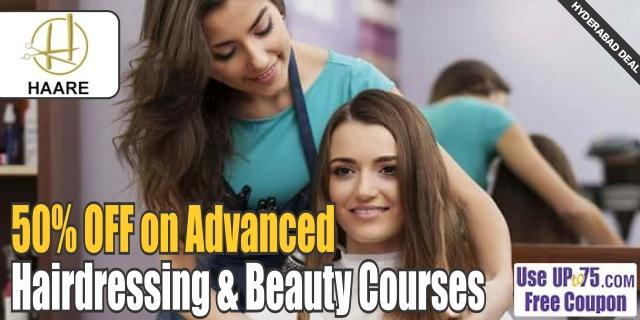 Haare Hairdressing Academy offers India