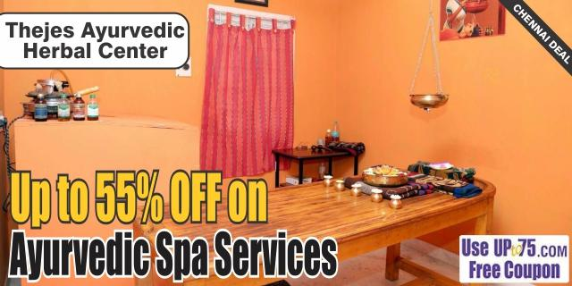 Thejes Ayurvedic Herbal Centre offers India