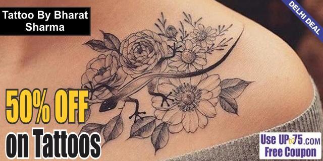 Tattoo By Bharat Sharma offers India