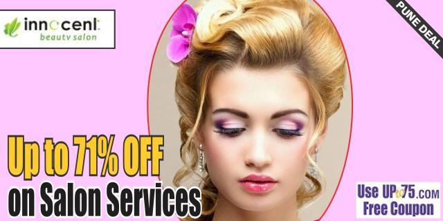 Innocent Beauty Salon offers India