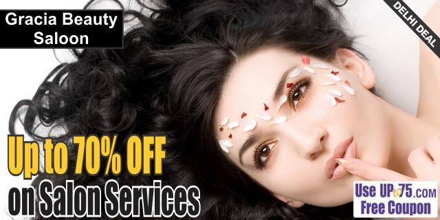 Gracia Beauty Saloon offers India