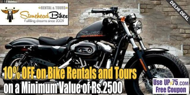 StoneheadBikes offers India