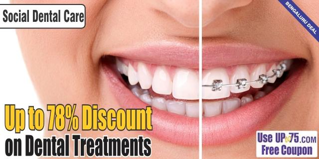 Social Dental Care offers India