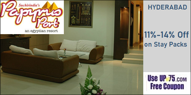 Papyrus Port Resort offers India