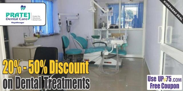 Pratej Dental Care offers India
