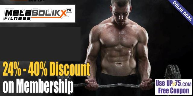 Metabolikx Fitness offers India