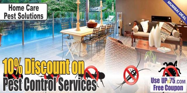 Home Care Pest Solutions offers India
