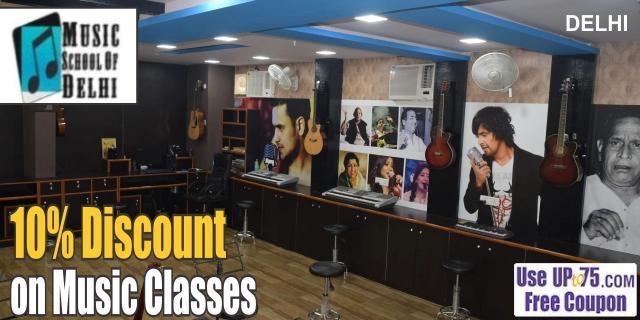 Music School of Delhi offers India