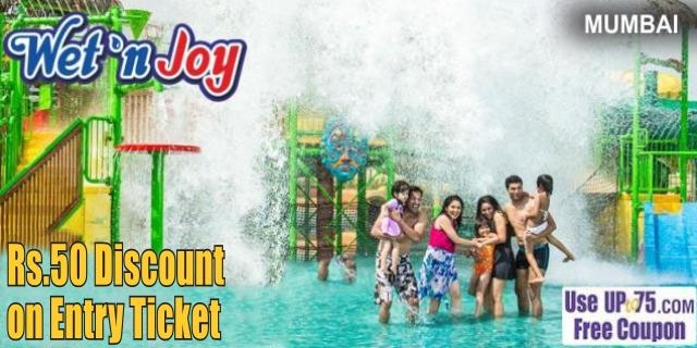 Wet n Joy Water Park offers India