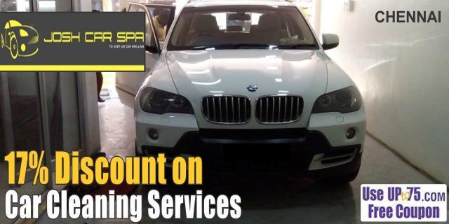 Josh Car Spa offers India