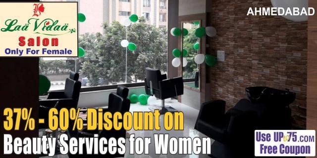 Laa Vidaa Salon offers India