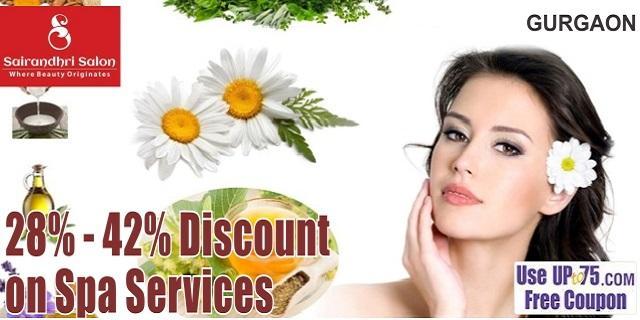 Sairandhri Salon offers India