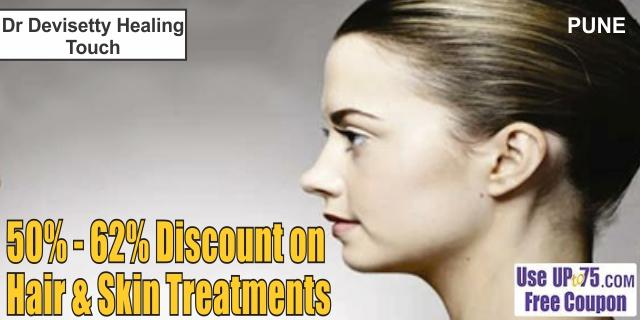 Dr Devisetty Healing Touch offers India