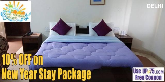 The Club Platinum Resort offers India