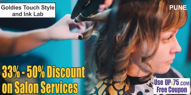 Goldies Touch Style and Ink Lab offers India