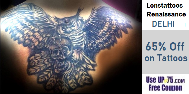 Lons Tattoos offers India