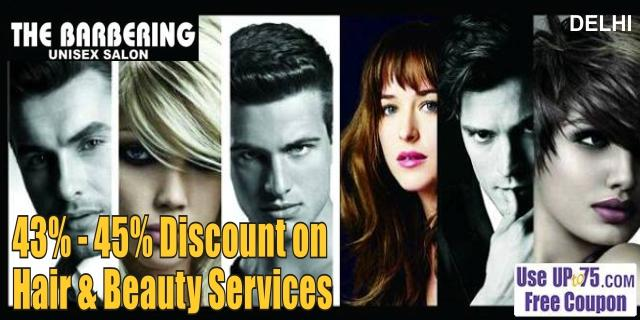 The Barbering Salon offers India