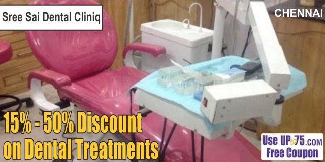 Sree Sai Dental Cliniq offers India