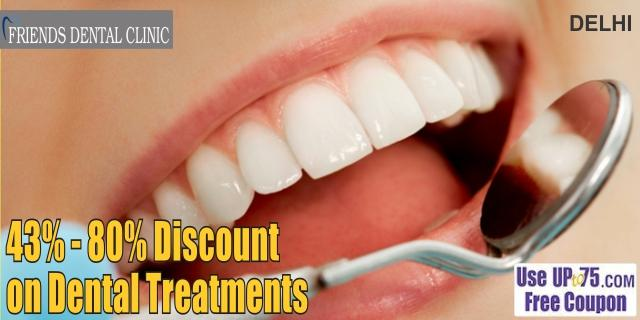 Friends Dental Clinic offers India