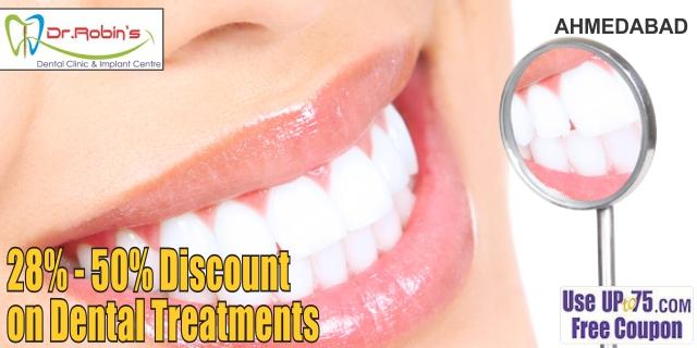 Dr Robins Dental Clinic and Implant Centre offers India