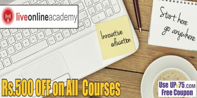 Live Online Academy offers India
