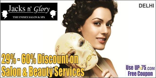 Jacks N Glory offers India