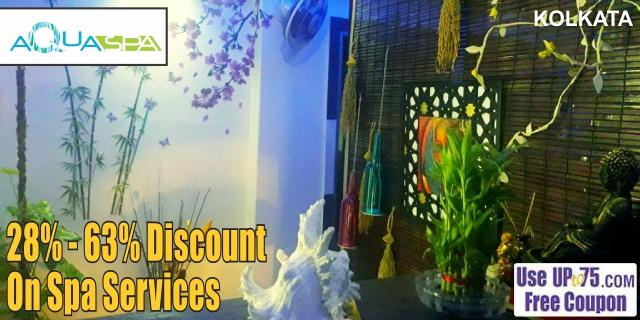 Aqua Spa N Beauty Salon offers India