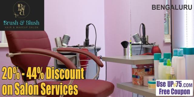 Brush N Blush Salon offers India