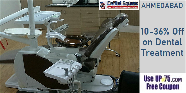Dental Square offers India