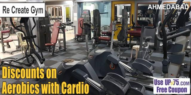 Re Create Gym offers India