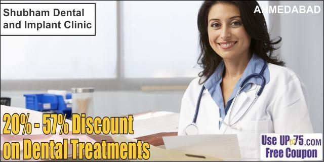 Shubham Dental and Implant Clinic offers India