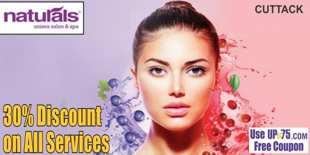 Naturals Salon offers India