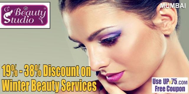 G's Beauty Studio A Unisex salon offers India
