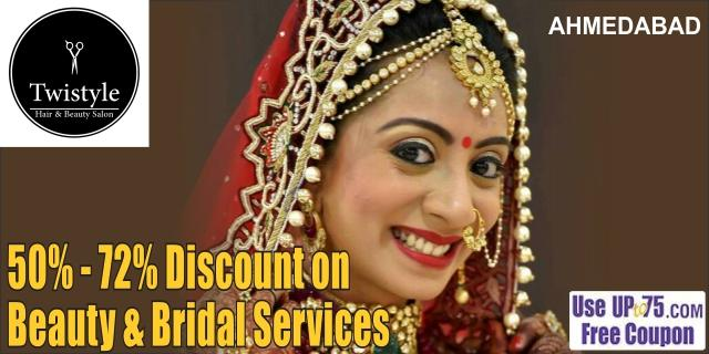 Twistyle Hair and Beauty Salon offers India