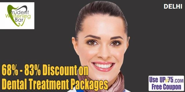 Prudent Whitening Bar offers India